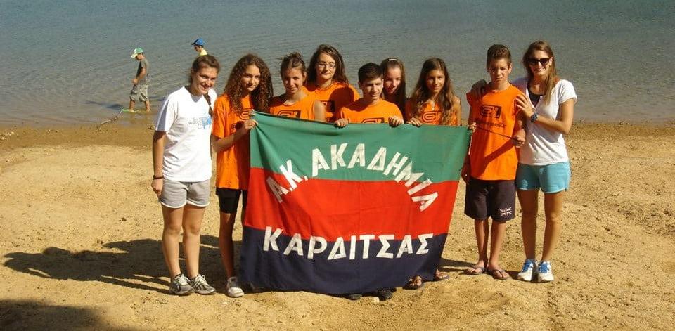 14ος κολυμβητικός διάπλους της Λίμνης Πλαστήρα 2013