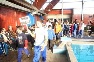 """Αθλητική Κολυμβητική Ακαδημία Καρδίτσας - Η κολυμβητική συνεργασία της Α.Κ.Α.Κ. & ΑΣΚ Ολυμπιακός στα """"ΓΑΛΑΓΑΛΕΙΑ 2013″"""