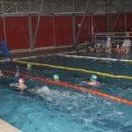 Αθλητική Κολυμβητική Ακαδημία Καρδίτσας - Προπόνηση στη μικρή πισίνα
