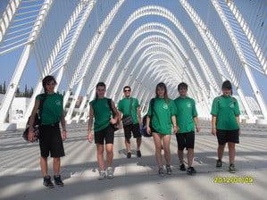 Η ΑΚΑΚ στο πανελλήνιο πρωτάθλημα κατηγοριών (ΟΑΚΑ 2012)