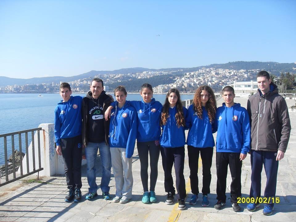 Δελτίο Τύπου για το Πρωτάθλημα Κατηγοριών Βορείου Ελλάδος (Καβάλα)