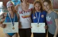 Αθλητική Κολυμβητική Ακαδημία Καρδίτσας - Ελπιδοφόρα εμφάνιση της ΑΚΑΚ και του ΑΣΚ Ολυμπιακός στα «ΑΚΡΙΣΙΑ 2014»