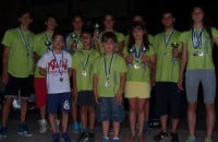 Αθλητική Κολυμβητική Ακαδημία Καρδίτσας - Η ΑΚΑΚ & ο ΑΣΚ Ολυμπιακός στα «9α ΠΡΩΤΕΙΑ 2014»