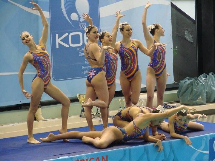 Νέο Τμήμα Συγχρονισμένης  Κολύμβησης στην Καρδίτσα  από την  ΑΚΑΚ & ΑΣΚ ΟΛΥΜΠΙΑΚΟΣ