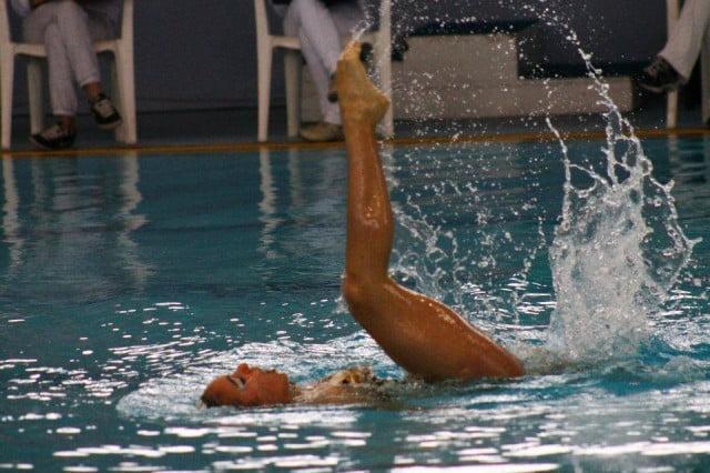 Αθλητική Κολυμβητική Ακαδημία Καρδίτσας - Νέο Τμήμα Συγχρονισμένης Κολύμβησης στην Καρδίτσα από την ΑΚΑΚ & ΑΣΚ ΟΛΥΜΠΙΑΚΟΣ