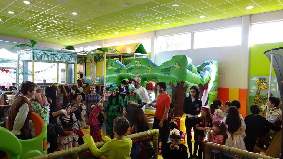 Αθλητική Κολυμβητική Ακαδημία Καρδίτσας - Αποκριάτικο πάρτυ και κοπή της πρωτοχρονιάτικης πίτας