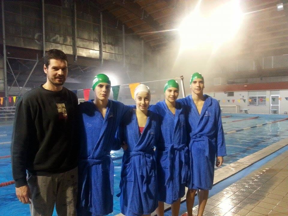 Ατομικά ρεκόρ στο Πρωτάθλημα Βορείου Ελλάδος