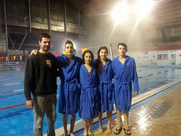 Αθλητική Κολυμβητική Ακαδημία Καρδίτσας - Ατομικά ρεκόρ στο Πρωτάθλημα Βορείου Ελλάδος