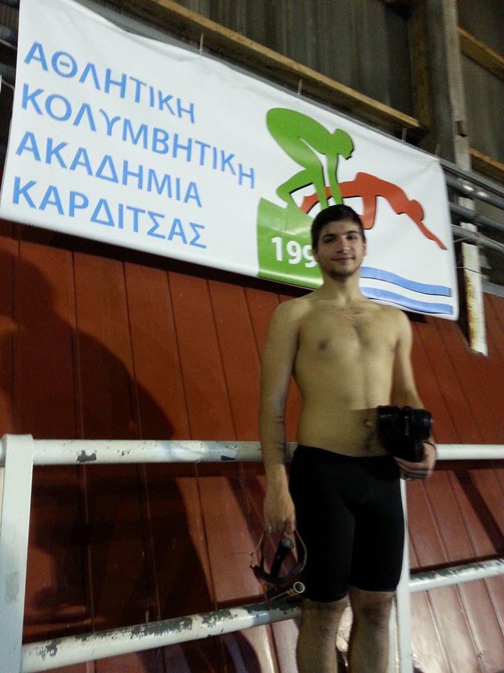 Νέα ατομικά ρεκόρ στο χειμερινό πρωτάθλημα κατηγοριών βορείου Ελλάδος Τεχνικής Κολύμβησης 2015
