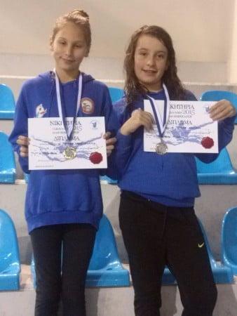Αθλητική Κολυμβητική Ακαδημία Καρδίτσας - Εξαιρετική εμφάνιση  Α.Κ.Α.Κ. & ΑΣΚ Ολυμπιακού στα «Νικητήρια 2015»
