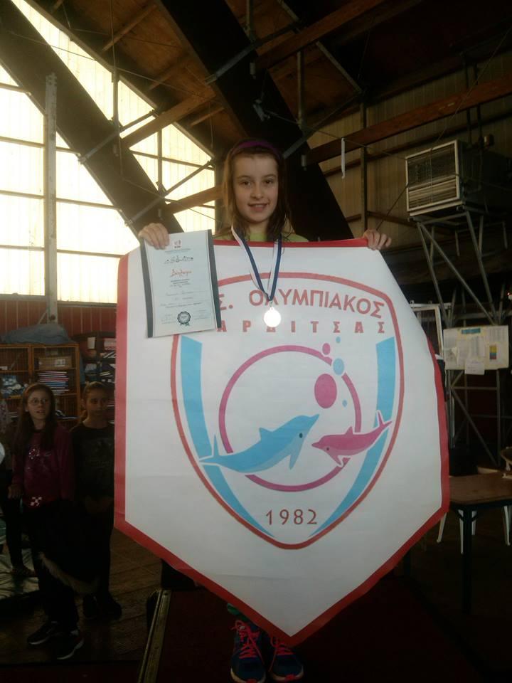 Αθλητική Κολυμβητική Ακαδημία Καρδίτσας - Αυτοπροσχέδιο