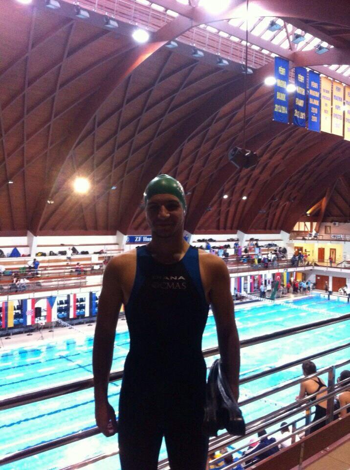 Αθλητική Κολυμβητική Ακαδημία Καρδίτσας - Εξαιρετική παρουσία του Θανάση Γκούγκλια στο Παγκόσμιο Κύπελλο Τεχνικής Κολύμβησης CMAS