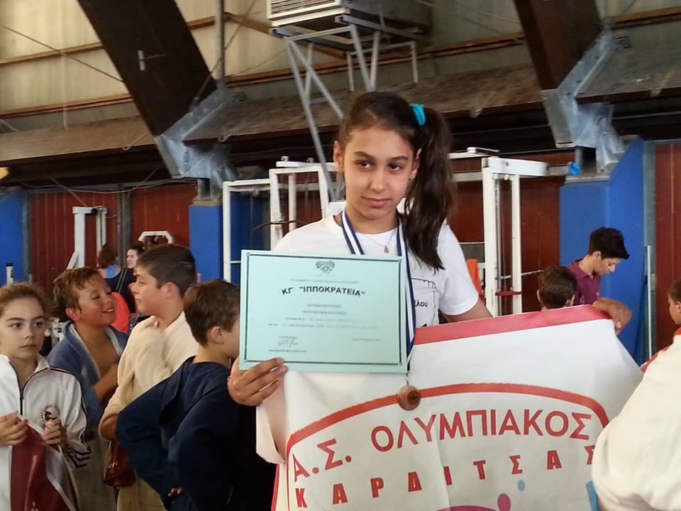 Αθλητική Κολυμβητική Ακαδημία Καρδίτσας - Ιπποκράτεια 2015: Άφησαν τις καλύτερες εντυπώσεις και υποσχέσεις για το μέλλον