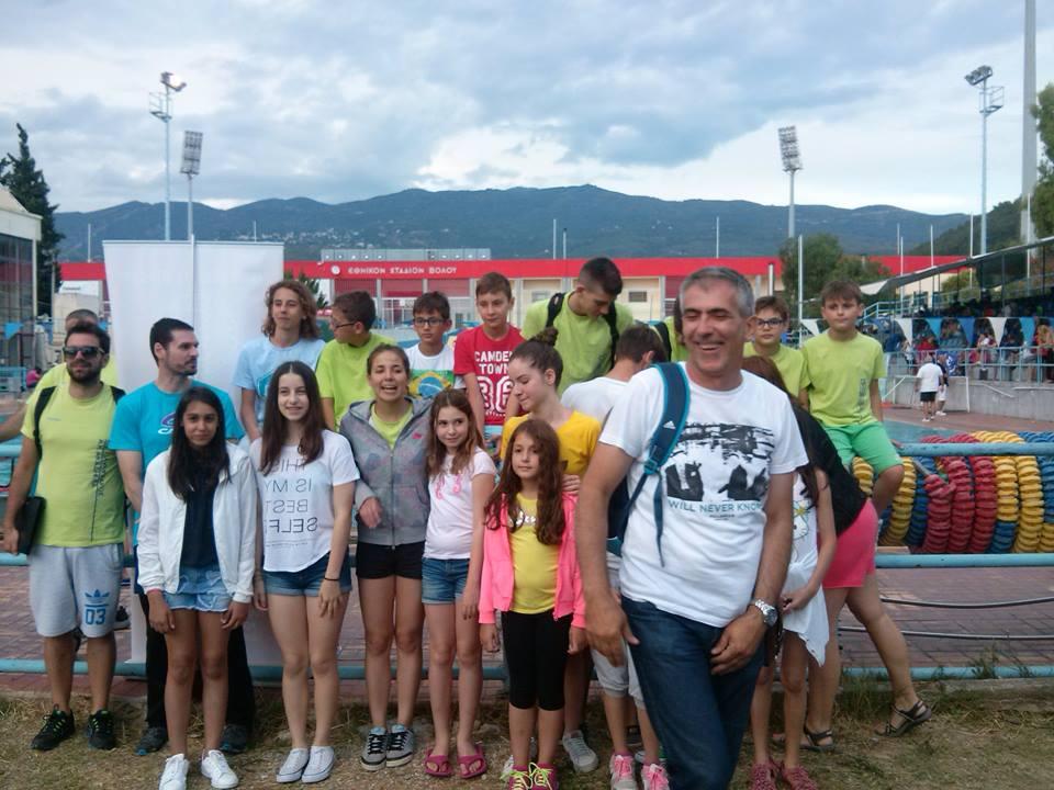 Αθλητική Κολυμβητική Ακαδημία Καρδίτσας - Με ιδανικό τρόπο έκλησε η φετινή χρονιά