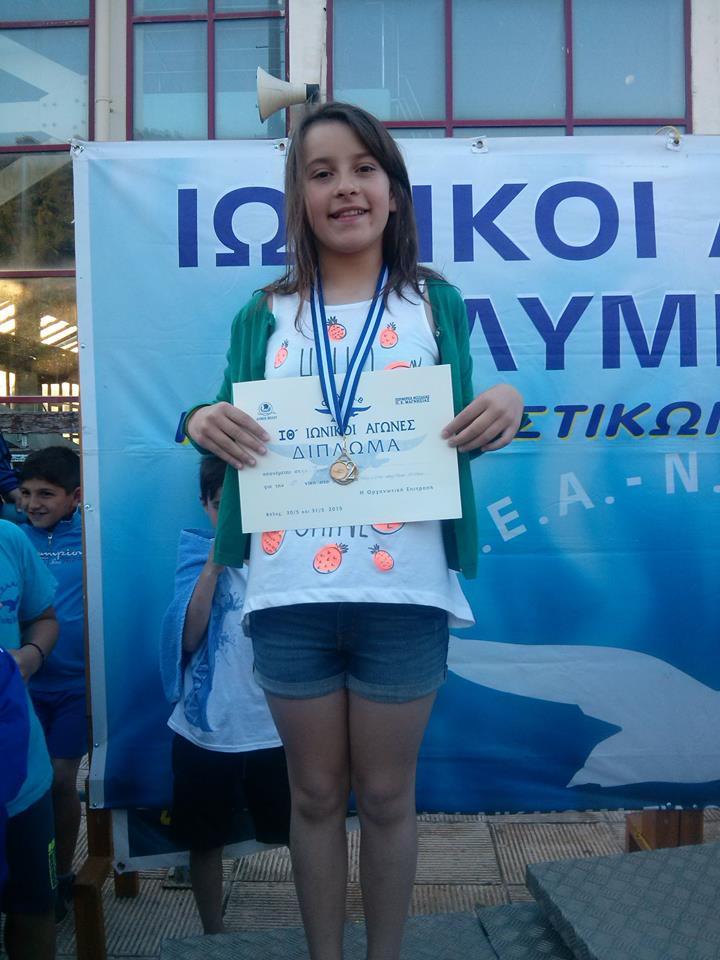 Αθλητική Κολυμβητική Ακαδημία Καρδίτσας - ΙΩΝΙΚΟΙ αγώνες 2015: Η ανοδική πορεία συνεχίζεται…