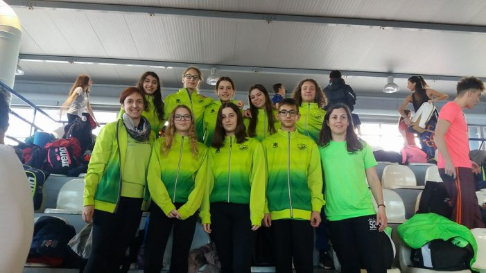 Η Α.Κ.Α.Κ. & ο ΑΣΚ Ολυμπιακός θριάμβευσαν στους Χειμερινούς Αγώνες Κολύμβησης Βορείου Ελλάδος