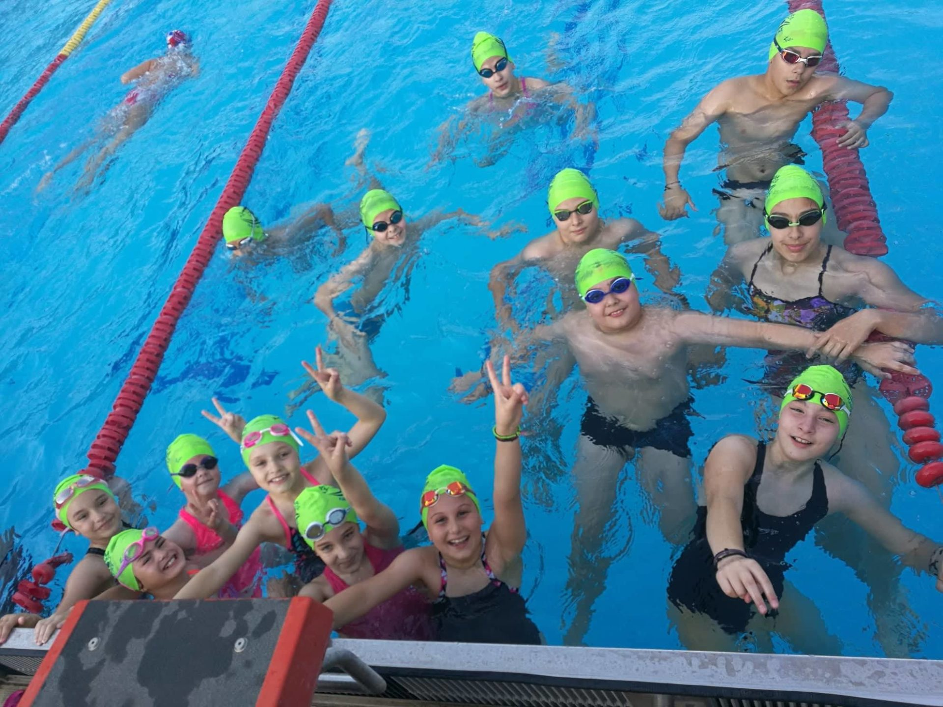 19 μετάλλια για την Α.Κ.Α.Κ. & τον ΑΣΚ Ολυμπιακό στους «ΚΒ' Ιωνικούς αγώνες κολύμβησης»