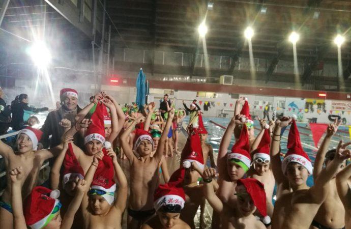 Χριστουγεννιάτικη γιορτή της ΑΚΑΚ & του ΑΣΚ Ολυμπιακός