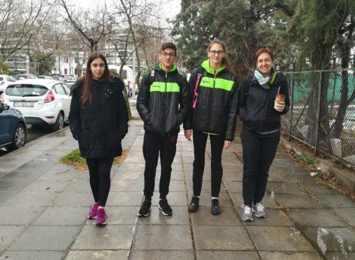 Άλλη μια μεγάλη επιτυχία για την Α.Κ.Α.Κ. & τον ΑΣΚ Ολυμπιακό στους Χειμερινούς Αγώνες Κολύμβησης Κατηγοριών Βορείου Ελλάδας