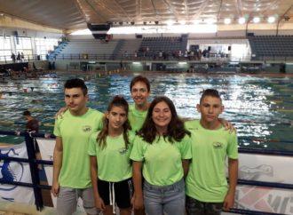 7 μετάλλια για την ΑΚΑΚ & τον ΑΣΚ Ολυμπιακό στο Πανελλήνιο Πρωτάθλημα Τεχνικής Κολύμβησης
