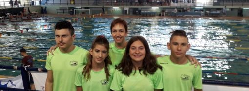 Ποιοτική Υπεροχή της Α.Κ.Α.Κ στο άθλημα της Τεχνικής Κολύμβησης, κατέκτησε 12 μετάλλια στους Πανελλήνιους  Χειμερινούς Αγώνες