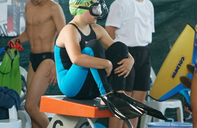 Στους επίλεκτους αθλητές της τεχνικής κολύμβησης ο Άκης Τσουκνίδας και η Αλεξάνδρα Γερούκη