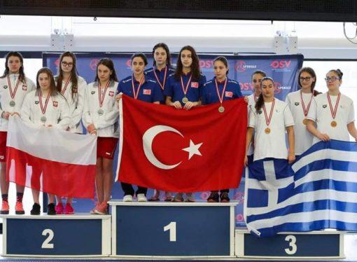 H Ειρήνη Τσαπράζη στο πανελλήνιο πρωτάθλημα Ανδρών-Γυναικών