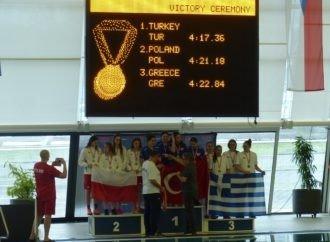 Κολυμβητικό ζενίθ για την Ειρήνη Τσαπράζη