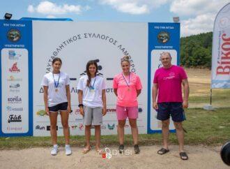 2η θέση για την Άρτεμις Ζαρκαδούλα στον 21ο Κολυμβητικό Διάπλου της Λίμνης Πλαστήρα